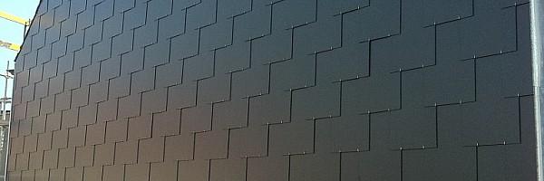 auderghem renouvellement toiture bardage en ardoises isolation des pignons et de la toiture. Black Bedroom Furniture Sets. Home Design Ideas